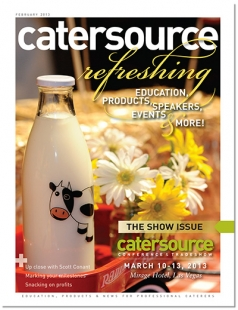 February 2013 Catersource magazine