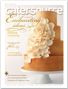 May/June 2013 Catersource magazine