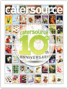 September/October 2013 Catersource magazine
