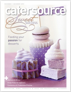November/December 2013 Catersource magazine