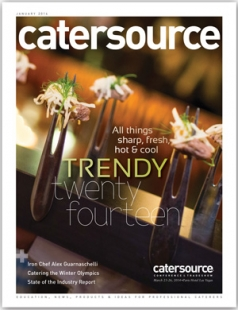 January 2014 Catersource magazine