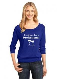 Trust Me 3/4 Sleeve Shirt