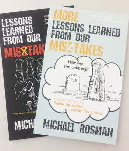 Lessons Learned - Set of 2 Books