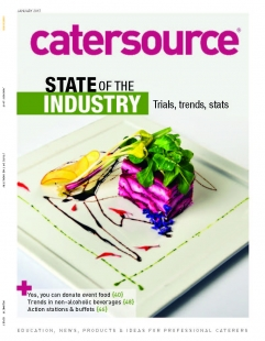 January 2017 Catersource Magazine