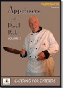 Appetizers with David Peake, Volume II