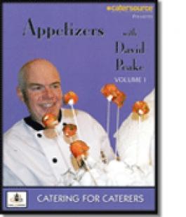 Appetizers with David Peake, Volume I
