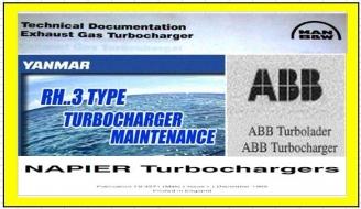 TurbochargerABB VTR250