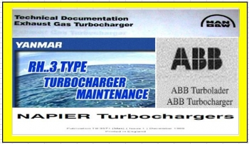Turbocharger	ABB 	VTR250