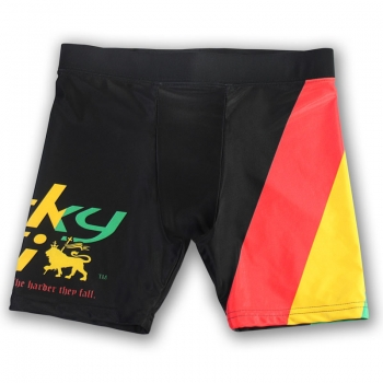Rude Boy Compression Shorts