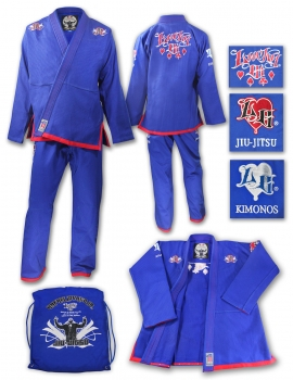 Blue Rafael Lovato, Jr. Signature Lucky Gi