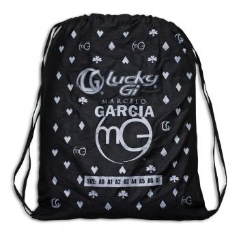 Marcelo Garcia Gi Bag Blk/Silver