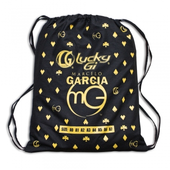 Marcelo Garcia Gi Bag Blk/Ylw