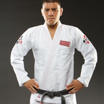 Limited Edition Diaz Brothers Lucky Gi White