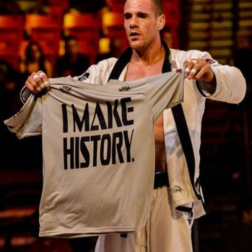 Rafael Lovato Jr. I Make History Metamoris Walk Out Shirt