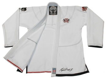 White Rafael Lovato, Jr. Signature Lucky Gi